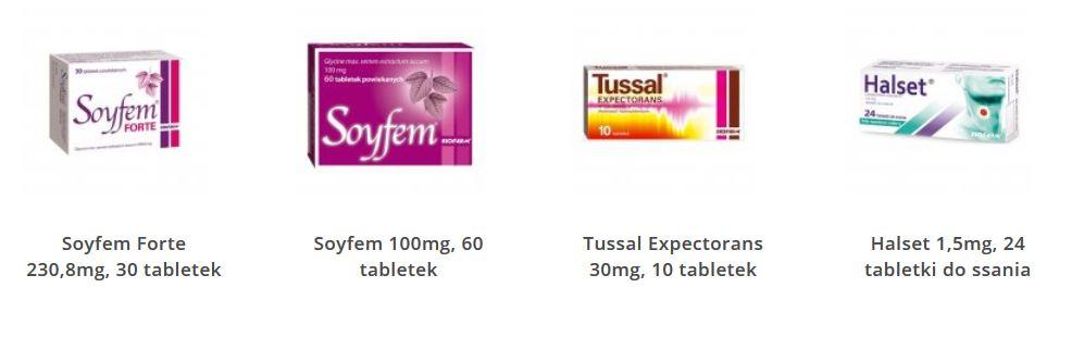 Leki na zgagę