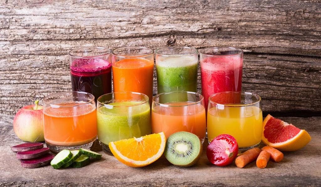 Sok owocowo warzywny