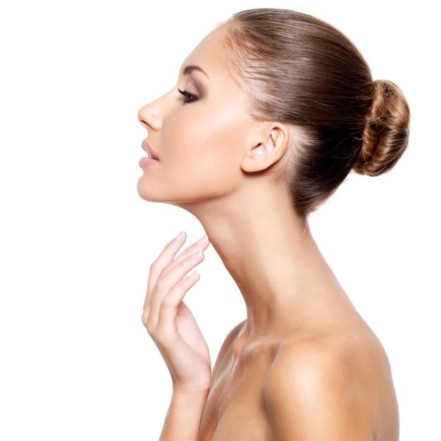 pielęgnacja szyi